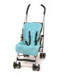 Reversible Spanish Turquoise Buggy Liner