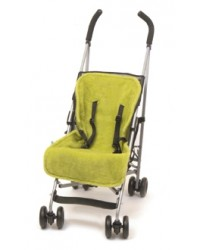 Reversible Spanish Lime Buggy Liner