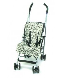 Reversible Dalmation Spot Buggy Liner